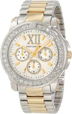 Juicy Couture Women's 1900956 Pedigree Two Tone Bracelet Watch Juicy Couture,http://www.amazon.com/dp/B007B6WDNI/ref=cm_sw_r_pi_dp_kcl6rb0ZJ2MVHP7P