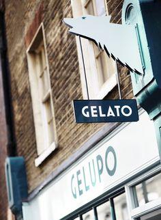 Gelupo gelateria   London