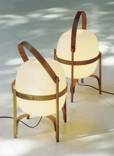 Table lamps Cesta