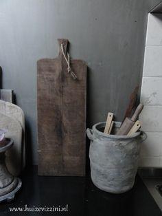 Grote houten broodplank www.huizevizzini.nl