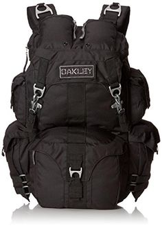 oakley mens mechanism backpackblackone size brought to you by avarsha