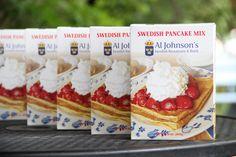 Al Johnson's Swedish Pancake Mix - Al Johnsons Swedish Restaurant Butik