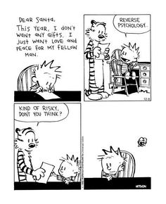 Ungoliantschilde — archatlas: Christmas Lessons from Calvin and. Calvin Und Hobbes, Calvin And Hobbes Quotes, Calvin And Hobbes Comics, Snoopy Comics, Fun Comics, Cartoon Jokes, Funny Cartoons, Christmas Quotes, Christmas Humor