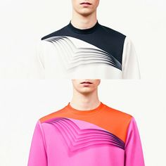 Walking archive. Bureaucrat flipping through pages on himself. Christopher Kane SS15