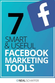 Facebook is still the king of social media, but algorithm changes challenge us. Don't work harder - work smarter with these 7 Facebook marketing tools. Facebook Marketing Tools, Content Marketing, Social Media Marketing, Twitter Tips, About Facebook, Social Media Trends, Social Business, Work Harder, Influencer Marketing