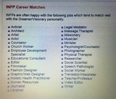 NO CRAP! .....I've dabbled to some degree with every single one. With the exception of speech path...I'm a mixed-up combination of all of them. Crazy. But i'm compelled...& happy about it.