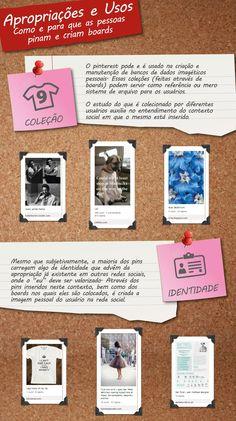Dê um pin nisso: um infográfico sobre o Pinterest