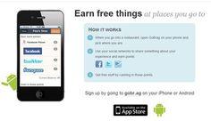 Earn free things @GoBragApp
