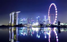 Breng een bezoek aan de wereldstad Singapore met het spectaculaire Marina Bay Sands Hotel, de Singapore Flyer, de Orchard Road, Little India en Chinatown. Ontdek Singapore samen met Original Asia! Rondreis - Vakantie - Citytour - Stopover Singapore - Marina Bay Sands Hotel - Singapore Flyer - Skyline - Original Asia