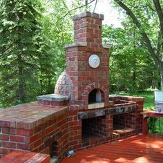 Smoker Design, Pictures, Remodel, Decor and Ideas - page 4