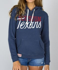 Look at this Houston Texans Hoodie - Women on #zulily today!