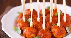 Fire-Roasted Tomato Turkey Meatballs