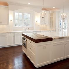 +marble +butcher +block Design, Pictures, Remodel, Decor and Ideas - page 3