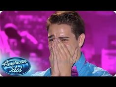 Singer silences his stutter with song on 'American Idol' - The Clicker