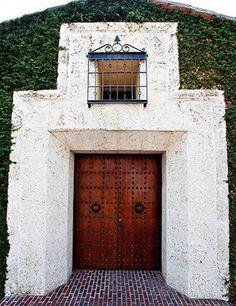 The Bath Club | Entrance - Miami beach