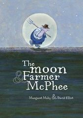 The Moon & Farmer McPhee / late Margaret Mahy / NZ author / goodreads / children's Picture Book / Book Third Grade Reading, Guided Reading, Reading Resources, Reading Strategies, Story Elements Activities, Margaret Mahy, New Books, Books To Read, Kinds Of Reading