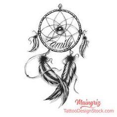 Dream Catcher tattoo design Tattoos And Body Art professional tattoo artist Native Tattoos, Wolf Tattoos, Leg Tattoos, Body Art Tattoos, Sleeve Tattoos, Dream Tattoos, Dream Catcher Drawing, Dream Catcher Tattoo Design, Atrapasueños Tattoo