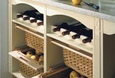 Wine storage from Bauformat