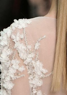 Elie Saab haute couture s/s 2012 INCRUSTATION