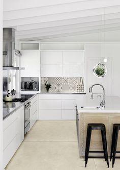 Material Ceramic Tiles #Marazzi #Material #kitchen #kitchendesign  #kitchenideas #porcelain #