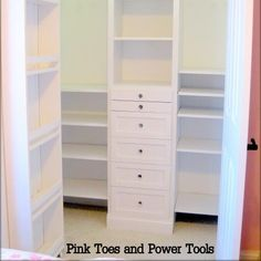 Closet Organizer   Do It Yourself Home Projects from Ana White