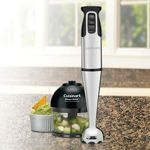 Cuisinart Smart Stick® Two Speed Hand Blender. Awesome for making soup. I use this almost daily for one thing or another.
