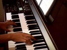 """Ccb (Hnr.5) 232 """"Seguro Estou"""" Órgão Roland At-300 - YouTube"""