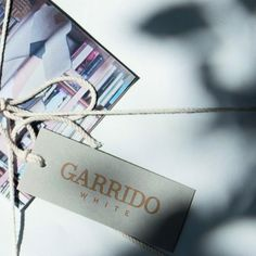 Garrido White Detail packaging