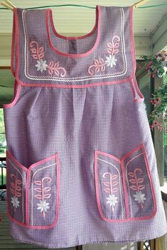 Your place to buy and sell all things handmade Cobbler Aprons, Hobo Style, Free Sewing, One Size Fits All, Smocking, Overalls, Couture, Fabric, Apron
