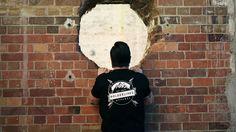 Bolderlines Apparel - Break Free Tee Brisbane-based independent clothing. Tattoo and adventure inspired apparel.