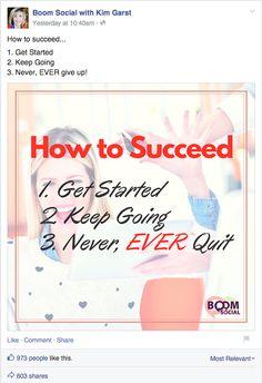 Kim Garst - Inspirational