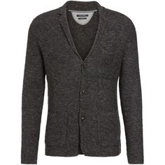 Marc O'Polo Knit Cardigan Jacket Style ($225) ❤ liked on Polyvore featuring men's fashion, men's clothing, men's sweaters, men knitwear, mens cardigan jacket, cardigan mens sweaters, mens knit sweater, mens cable knit cardigan sweater and mens sweaters