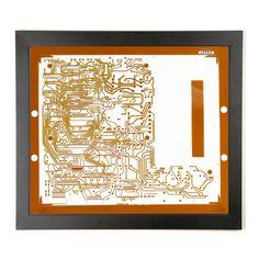 Circuit Artistry Electricity Prints - Kilowatt