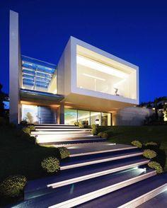 "10.5k Likes, 20 Comments - Amazing Architecture (@amazing.architecture) on Instagram: ""Contemporary house by ISV Architects #Ekali Greece www.amazingarchitecture.com ✔️…"""