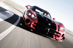 Dodge Viper by Ingo Barenschee