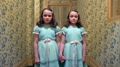 The Shining - I am a huge wimp, so horror movies are something I do my best to avoid, but I took a film class in college and one of the movies we watched was The Shining. In a pitch-dark room, being able to see everyone in front of me jump out of their seats . . . let's just say that the Grady twins are one of my worst nightmares. —Christina Liao, Vogue.com Senior Producer