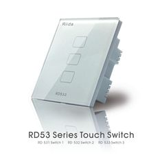 Rii Wall Light Touch Screen LED Switch
