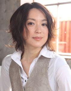Mayumi Wakamura 若村真由美