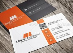 Corporate Business Card Theme