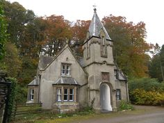 Scottish cottage - It's like a miniature castle. When can I move in?