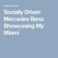 Socially Driven Merc