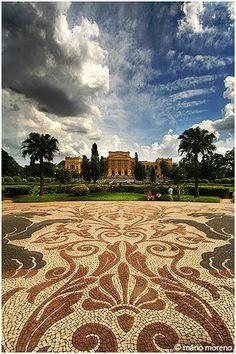 Museu do Ipiranga - SP by Mário Moreno, via Flickr