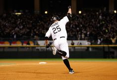 BREAKING NEWS: White Sox Welcome Jim Thome Back into the Fold