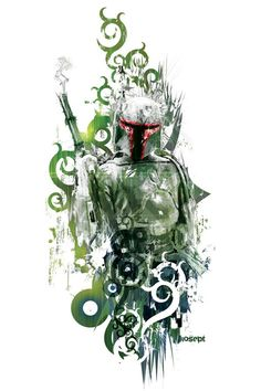 Boba Fett - Bounty Hunter #starwars #bobafett #bountyhunters
