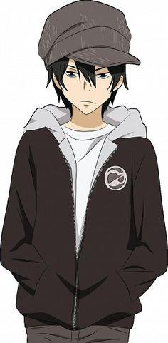 Tags: Anime, Katekyo Hitman REBORN!, Hibari Kyoya, Frown
