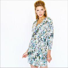 Bridesmaid Robes--Kimono Style #plumprettysugar