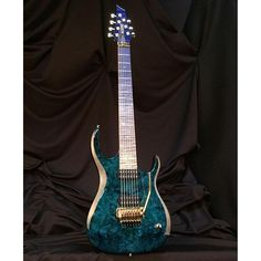 Scott Carstairs' (Fallujah) Kiesel K-Series Kiesel, Shapes, Music, Instagram Posts, Guitars, Musica, Musik, Muziek, Music Activities