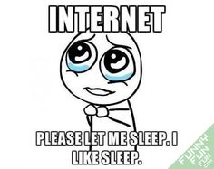 Funny Insomnia And Internet Picture