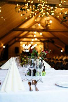 Bryllupsoppdekning, Øvre-Eide Gård. Bergen, Eid, Table Decorations, Home Decor, Homemade Home Decor, Decoration Home, Dinner Table Decorations, Interior Decorating, Center Pieces