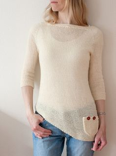Blue Dance Pig Knitted Sweater Pullover Runway Occident 95t